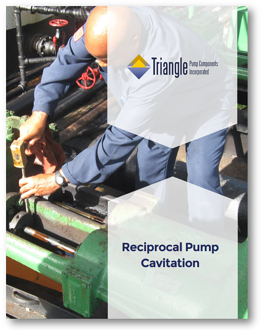 Reciprocal Pump Cavitation Cover