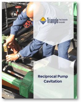 Reciprocal Pump Cavitation Cover
