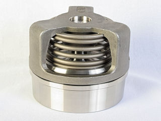 WG Sphera series spherical valve